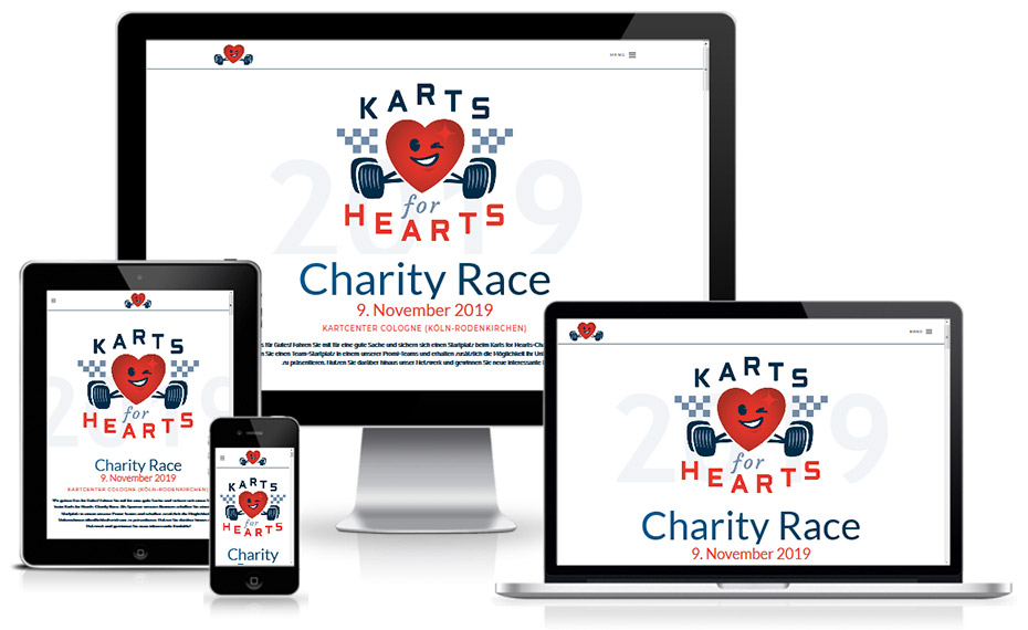 Karts for Hearts